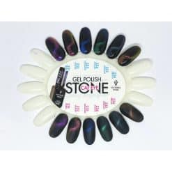 Gel Polish Color Wheel - Stone Cat Eye Collection - Victoria Vynn