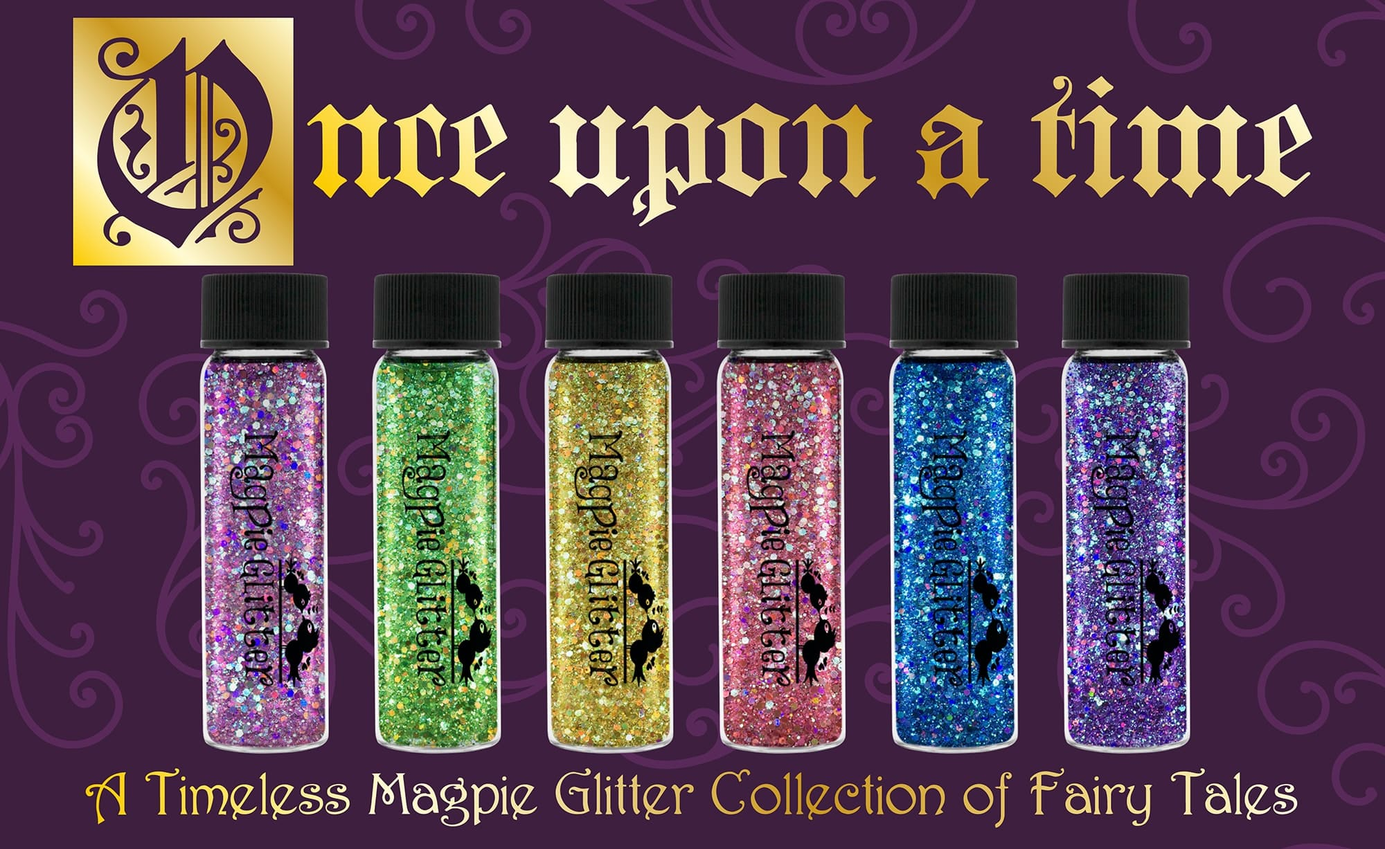 Magpie Glitter Collection - Once Upon a Time