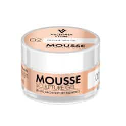 mousse sculpture gel polar white 02 victoria vynn