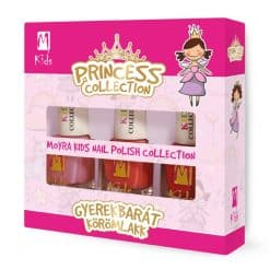 Moyra Kinder Collectie Nagellak - Princess