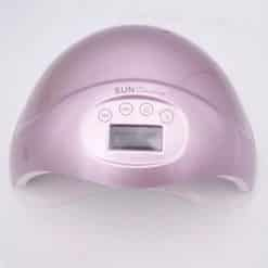 Nagellamp Uv Led Lamp 48 Watt & 24 Leds Roze