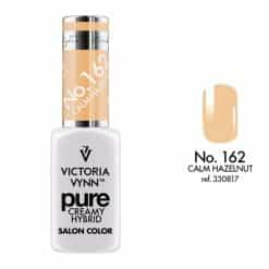 Pure Creamy Hybrid Gel Polish - 162 Calm Hazelnut