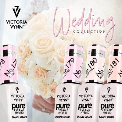 Pure Wedding Collection - Victoria Vynn