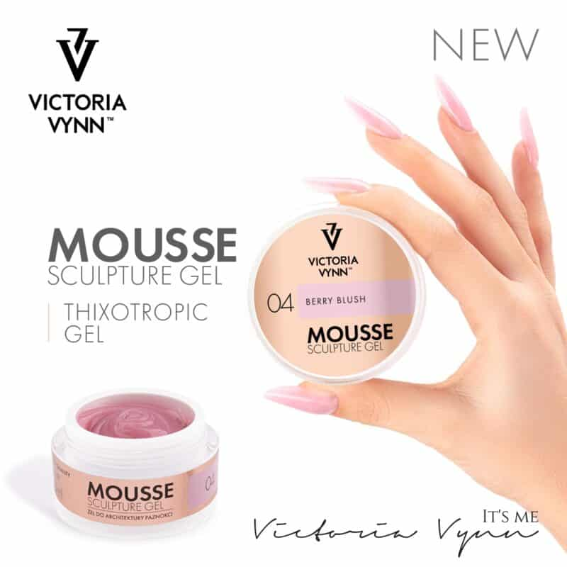 Sculpture Gel Mousse Victoria Vynn