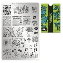 Stamping Plate 81 - Greenity