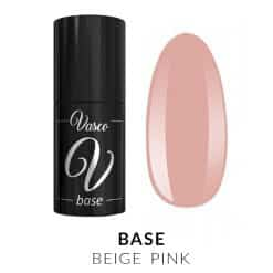 Vasco Gel Polish Base Beige Pink 6 Ml