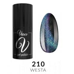 Vasco Gel Polish Galaxy Cat Eye 7d 210 West