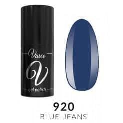 Vasco Gel Polish Rainbow Style 920 Blue Jeans