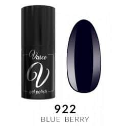 Vasco Gel Polish Rainbow Style 922 Blue Berry