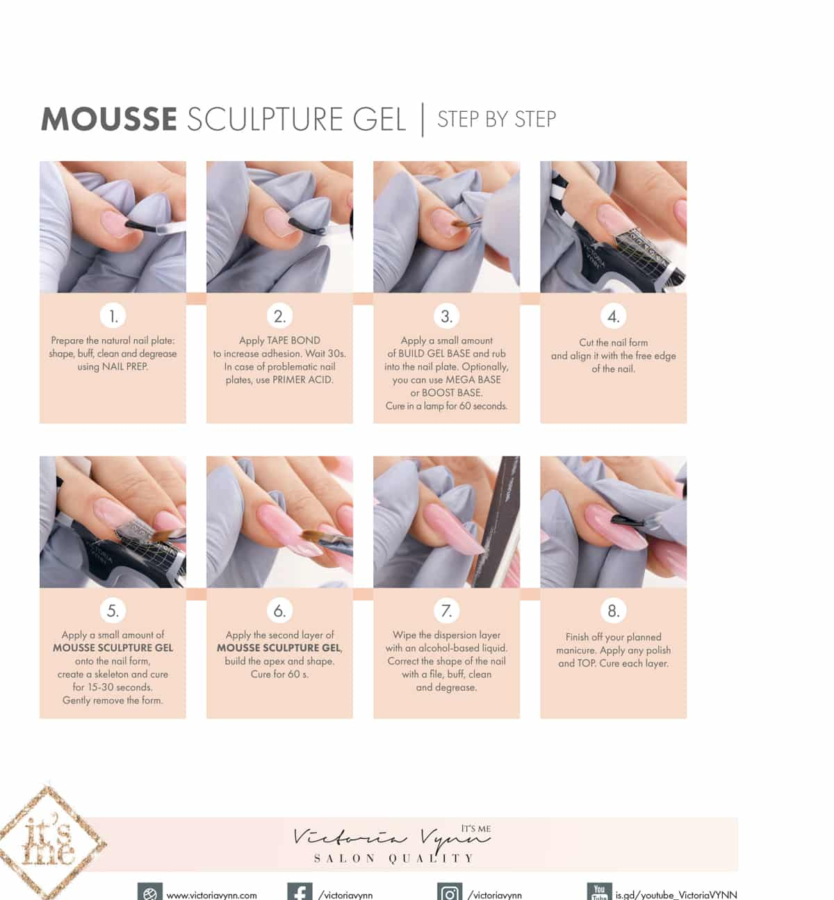 Victoria Vynn Mousse Sculpture Gel Info 05