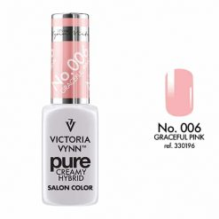 Victoria Vynn Pure Creamy Hybrid - 006 Gracefull Pink - Prime Nails
