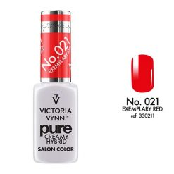 Victoria Vynn Pure Creamy Hybrid - 021 Exemplary Red - Prime Nails