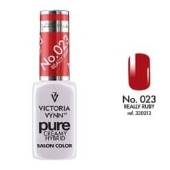 Victoria Vynn Pure Creamy Hybrid - 023 Really Ruby - Prime Nails