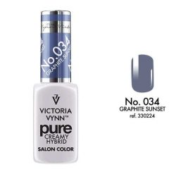 Victoria Vynn Pure Creamy Hybrid - 034 Graphite Sunset - Prime Nails