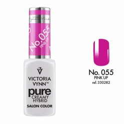 Victoria Vynn Pure Creamy Hybrid - 055 Pink Up - Prime Nails