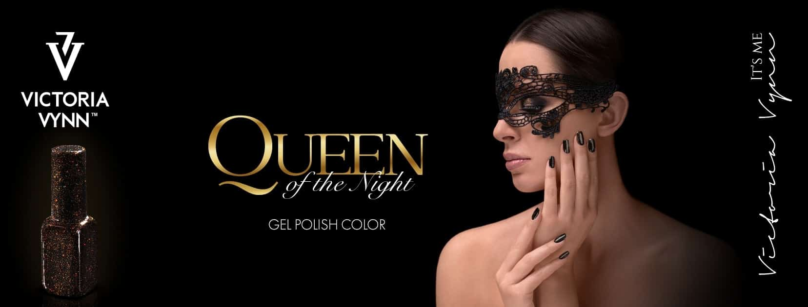 Victoria Vynn Salon Gellak Gel Polish Color Queen Of The Night