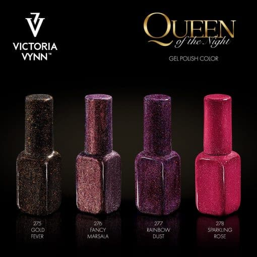 Victoria Vynn Salon Gellak Queen Of The Night 275 ™ 278