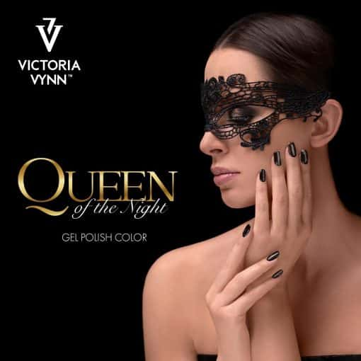 Victoria Vynn Salon Gellak Queen Of The Night