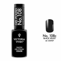 Victoria Vynn - Salon Gelpolish - 108 Black Velvet - Prime Nails