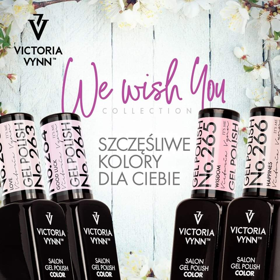 We Wish You Collection - Victoria Vynn