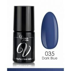 Vasco Gelpolish - 035 Dark Blue