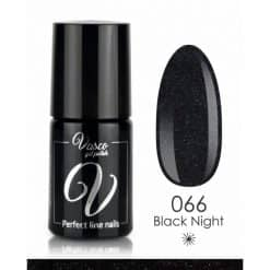 Vasco Gelpolish - 066 Black Night