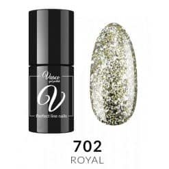 Vasco Platinum Chic Gel Polish 702 Royal